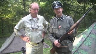 2012 WWII Days - Lockport, IL -  George Schaffer - 9th SS Hohenstaufen