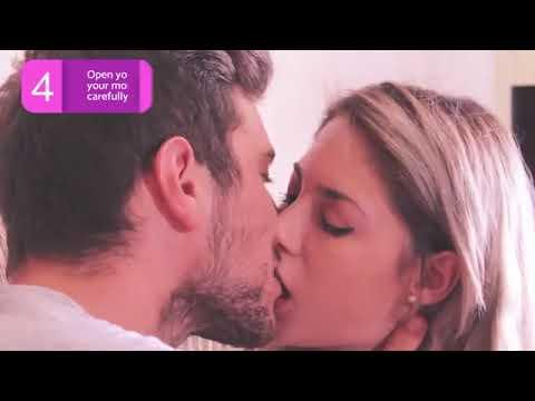 How to make a kiss