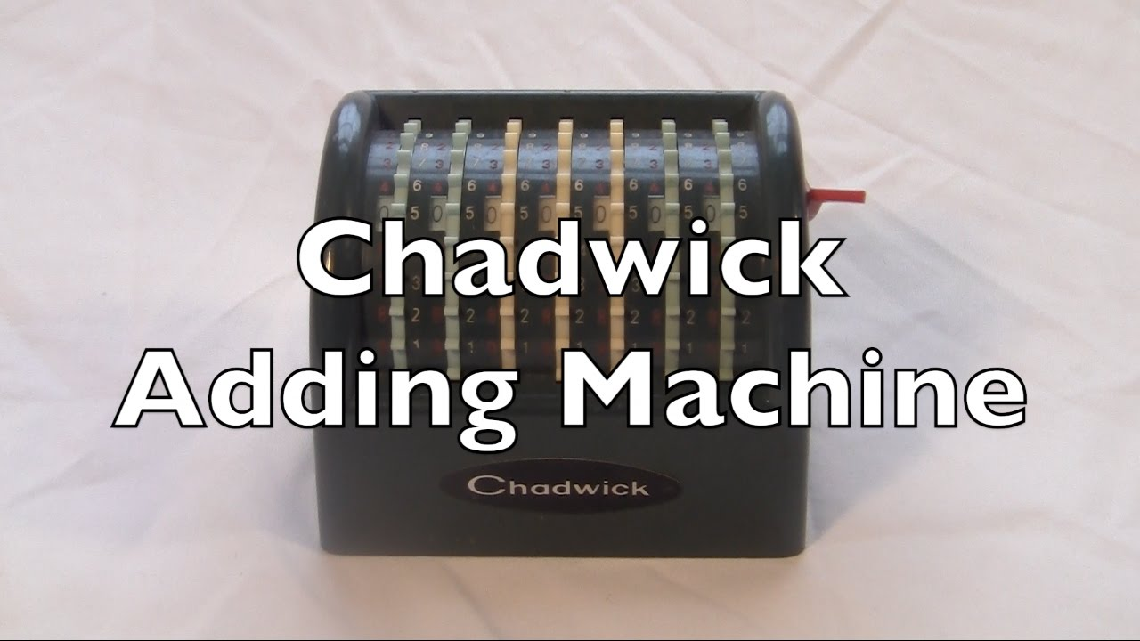 adding machine reviews
