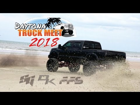 Daytona Truck Meet 2018 by Spider Graphix