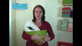 Baby-vak Haipa-daipa - návod na použití.