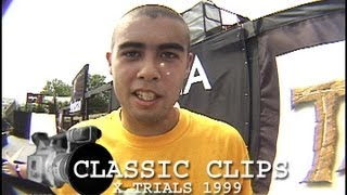 Skateboard X Trials Richmond Virginia 1999 Classic Clips Events Eric Koston