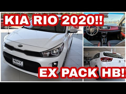 Kia Rio 2020 Ex Pack !! | Revisión Completa | Interior Y Exterior | En Español
