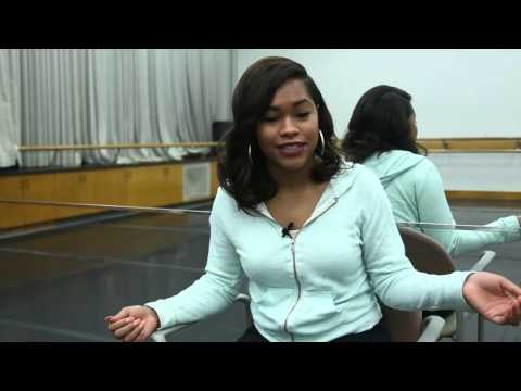 Musical Theater Major at UT Austin: Toni Baker