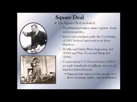 History with Hampson #25: Progressive America, Part I