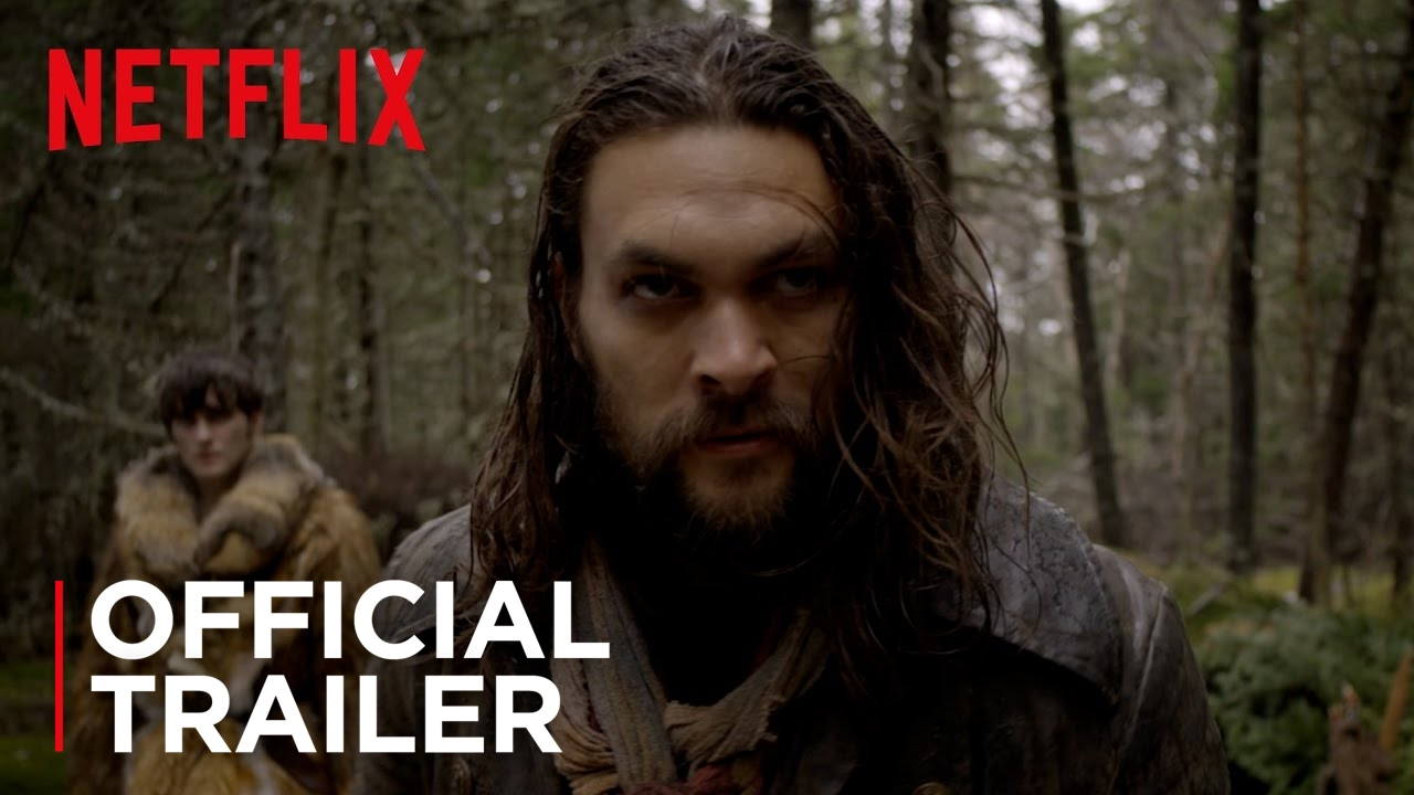 Jason Momoa in Netflix Frontier trailer