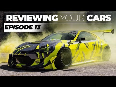 Reviewing YOUR Cars in Our Gallery! EP.13