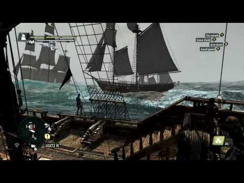 Assassin's Creed Black Flag - Plundering Ships
