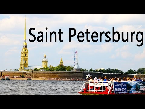 CANAL BOAT TOUR // TRAVEL UPDATE | RUSSIA