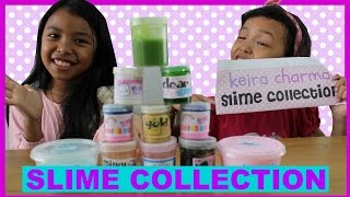 SLIME COLLECTION KEIRA CHARMA