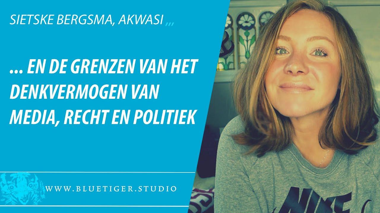 Sietske Bergsma wil het even over Akwasi hebben ...