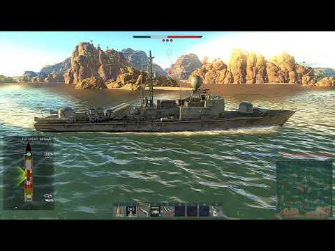 War Thunder Naval Ships :The German Navy ( Deutsche Marine)