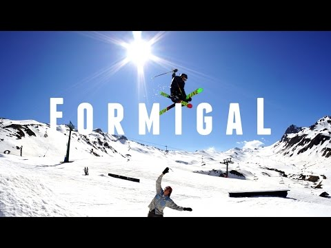 Formigal 2017 – Freestyle ski