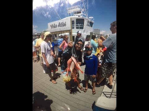 Party Boat Fishing In Destin Fl