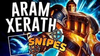CRAZY ENDING TO AN ARAM GAME! - Xerath ARAM - League Of Legends