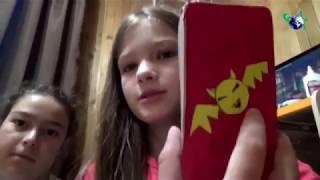"""Передача """"Солнышко"""" - Поделки от Марии и Зарины"""