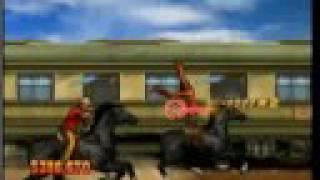 WiiWare Wild West Guns Nintendo Wii Shooting Game Level 1