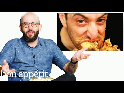 Binging with Babish Reviews The Internets Most Popular Food Videos | Bon Appétit