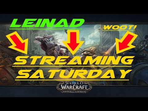 World of Warcraft [New Leveling System + New UI AddOn] Chilling With Homies