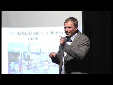 Municipality as a Business and Its Mayor as a Top Manager | Vladimir Ledecky | TEDxPrešov