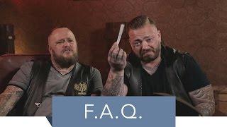 FAQ mit Haudegen (Interview)
