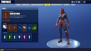 Sell Fortnite Account Red knight and more rare skins!!