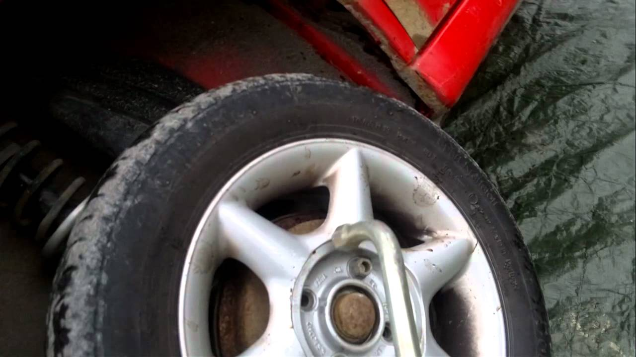 Vw Tire Jack