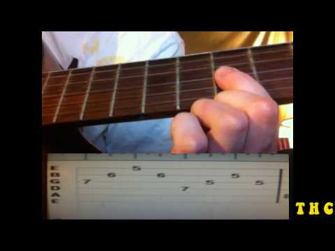 "How to play ""Handlebars"" by Flobots (Tablature included)"