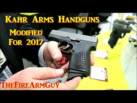 Kahr Arms Handguns