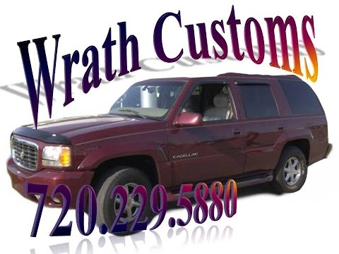 How To -- 1999 Cadillac Escalade stereo theft repair