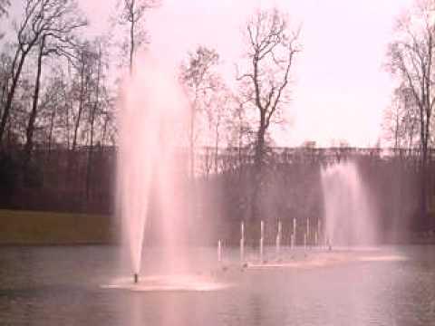 Fontaine de Versailles.AVI