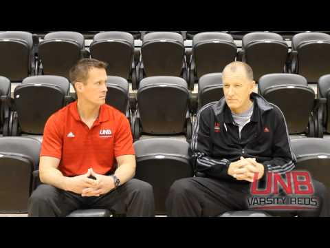 An Interview with UNB Varsity Red's Basketball coach Brent Baker