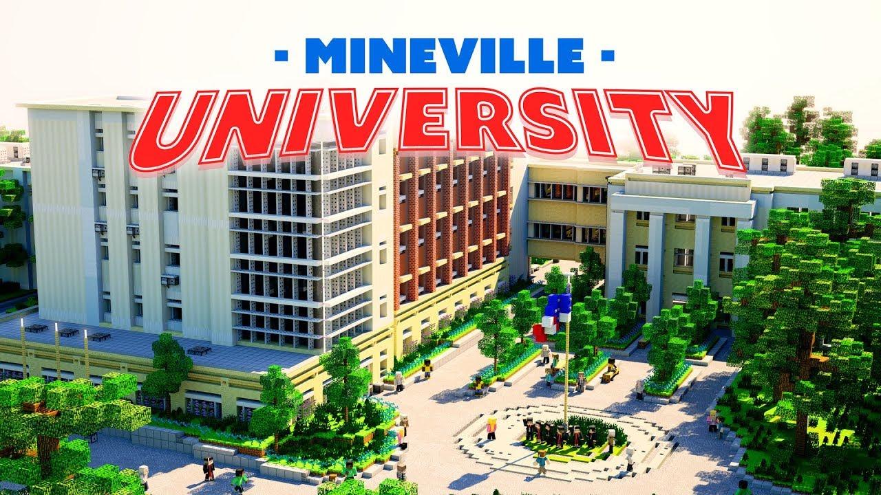 Mineville | Spark Squared - Minecraft Buildteam