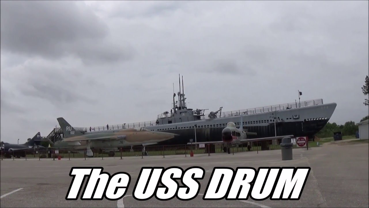 Uss Drum Submarine Mobile Alabama
