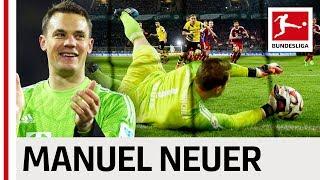Top 5 Saves Manuel Neuer vs. Borussia Dortmund