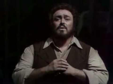 Luciano Pavarotti : Una furtiva lacrima