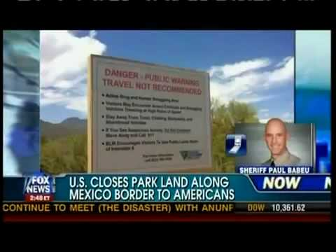 Mexican Gangs Control Parts of Arizona