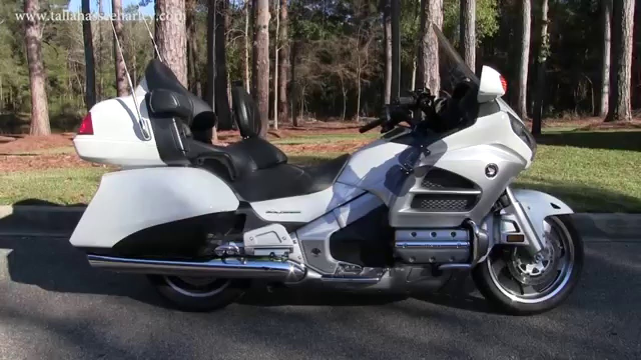 Used 2012 honda goldwing for sale in tallahassee florida for Used honda for sale