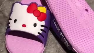 아동 어린이 캐릭터 귀여운 샌들 슬리퍼 신발 kirah…
