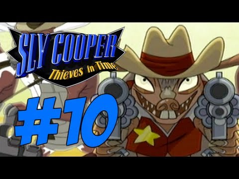 Sly Cooper: Thieves in Time | LP #10: Slylla on Pallo hallussa!