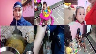 Today Vlog !!! Ab Mein Inaaya Ko Khana Khilane Ke Liye Kis Cheez Ka Use Kar Rahi Hoo Dekhiye