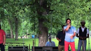 Vocal Percussion & Beatboxing Demonstration - Six Appeal