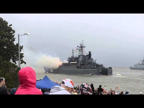 День ВМФ. г. Балтийск. 26-07-2015