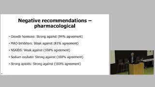 Seminar: Fibromyalgi og kroniske smerter Del 3