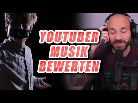 Julien Bam - Mein einziger Geburtstagswunsch ist / Ich bewerte 'MUSIK' von Youtubern