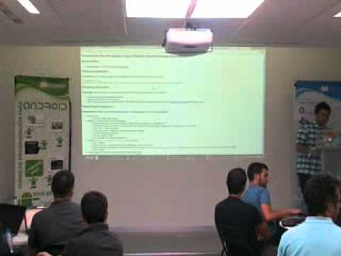 Seminario Android Zaragoza - Parte 05