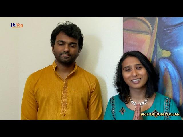 Devotee Testimonials - Radha Krishna Temple Phase 2 Bhoomi Poojan