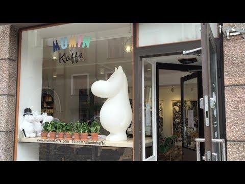 Moomin Cafe (Helsinki, Finland)