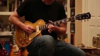 Baixar Greg Koch Explores an Original 1957 Les Paul with P-90s  •  Wildwood Guitars