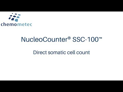 SCC-100™ Somatic Cell Counter - Direct Somatic Cell Count